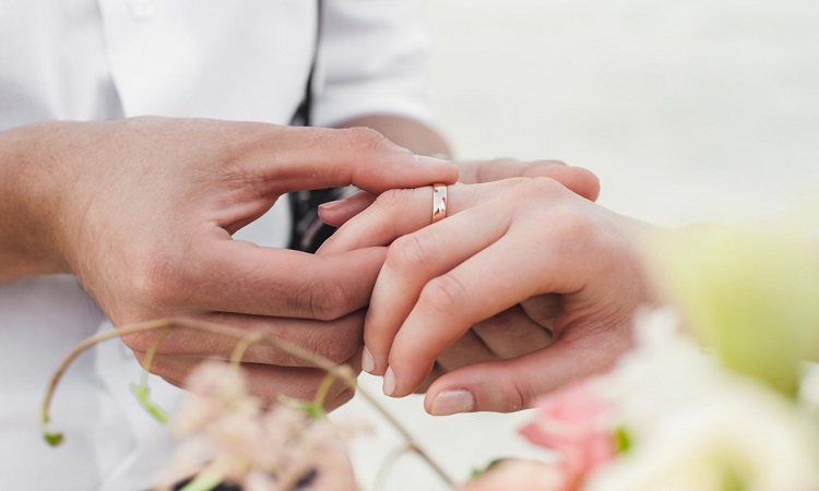 How Much Is The Average Wedding Ring?