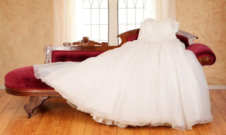 How To Make A Long Tulle Skirt For A Wedding Dress