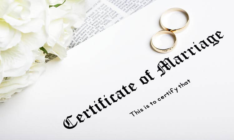 How Long To Get Marriage Certificate After Wedding?