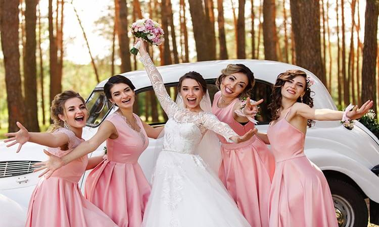 How Many Maid Of Honors Can You Have?