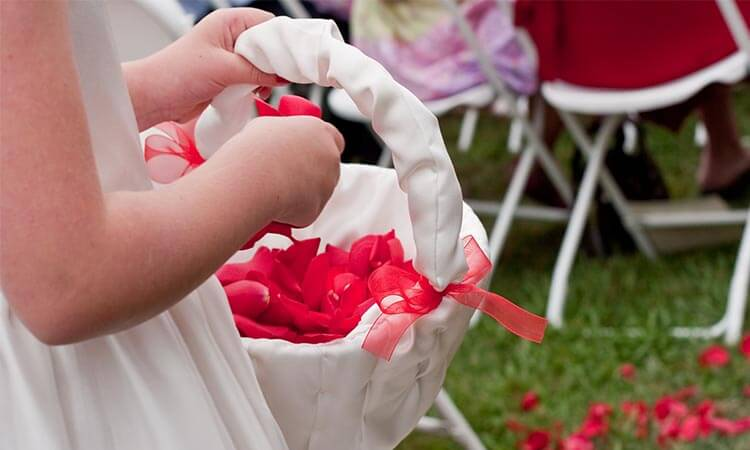 How Old Should A Flower Girl Be?