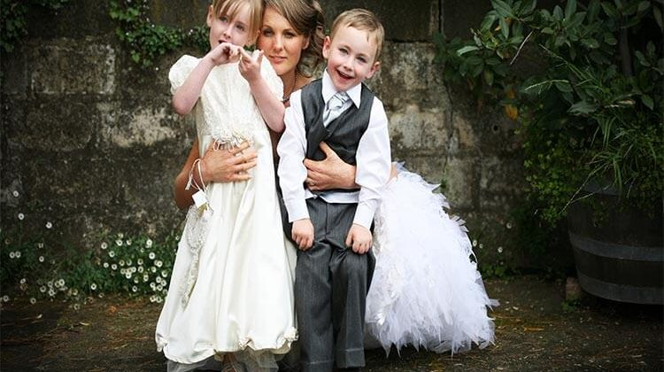 How Old Should A Ring Bearer And Flower Girl Be?