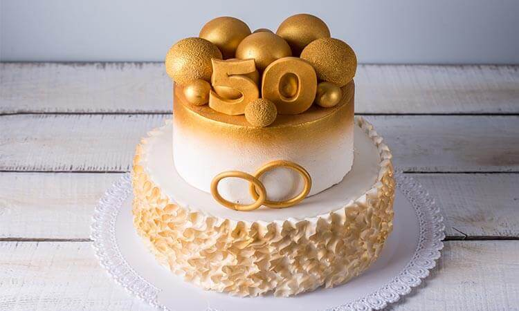 How To Celebrate 50th Wedding Anniversary