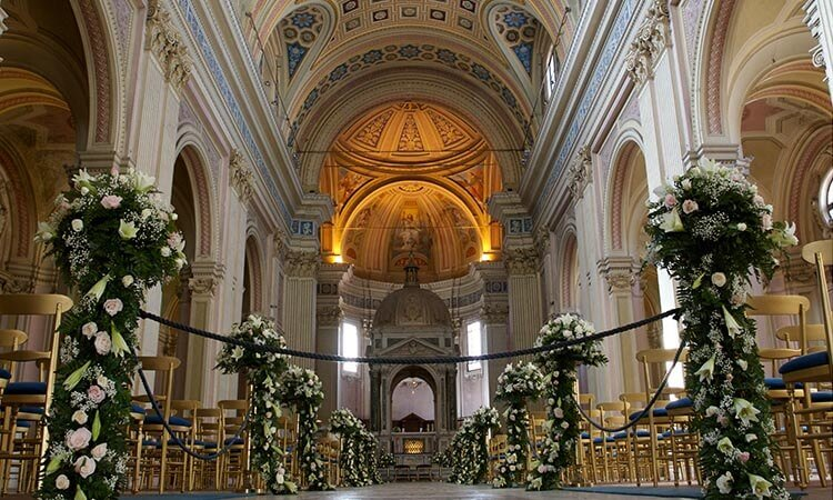 How To Decorate A Church For A Wedding