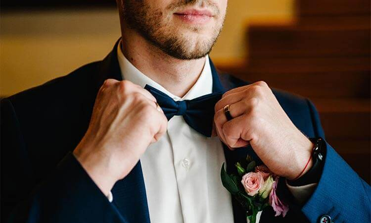 How To Dress For A Wedding: Male Fashion