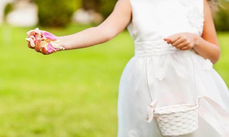 How To Sew A Flower Girl Dress By Yourself