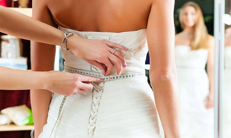 How-To-Take-Dress-Measurements-For-A-Bridesmaid-Dressjpg