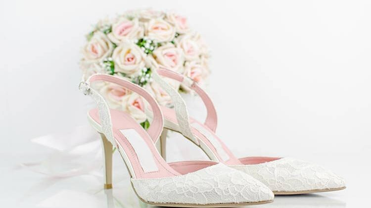 The 7 Best Bridal Shoes For An Outdoor Wedding