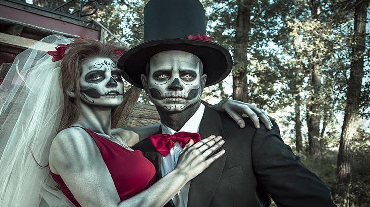 The 7 Best Halloween Wedding Costumes