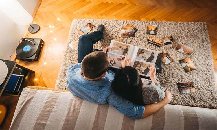 The 7 Best Quality Wedding Albums For Couples