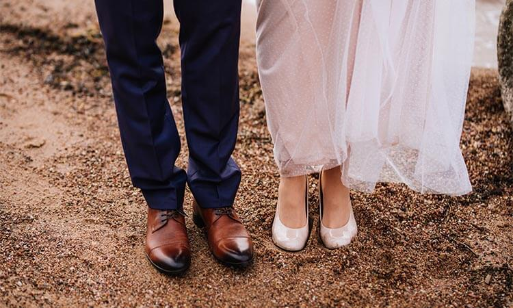The 7 Best Shoes For Beach Weddings