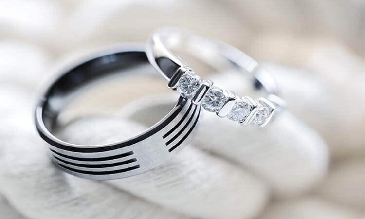 The 7 Best Titanium Men's Wedding Rings